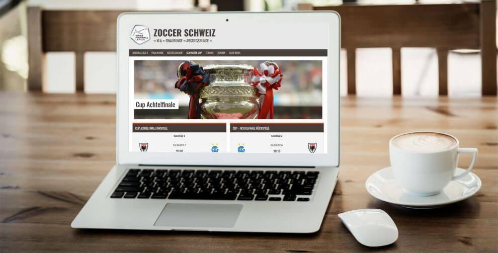 Das Fußball Strategiespiel ZOCCER